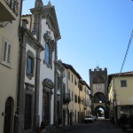 De mooiste dorpen van Toscane – Castelfranco di Sopra