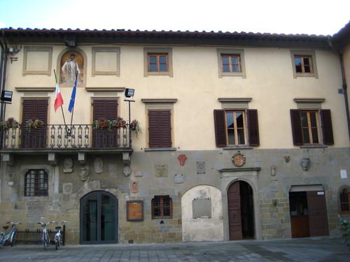 stadhuis palazzo comunale