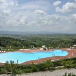 Golvende heuvels, een fantastisch zwembad en authentieke Toscaanse gastvrijheid…