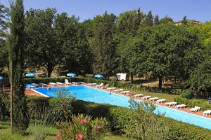 camping colle verde Siena