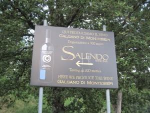 San Galgano wijn