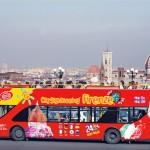 Ontdek Firenze met de hop-on hop-off dubbeldekker bus