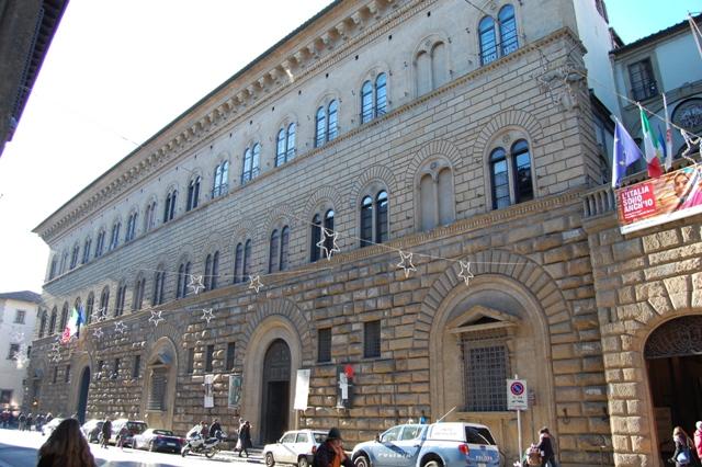 Firenze-palazzo Medici Riccardi