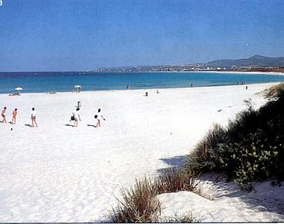 witte stranden Rossignano Solvay
