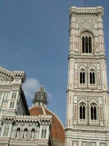 klokkentoren duomo Firenze