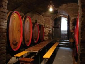 wijnkelder Montepulciano