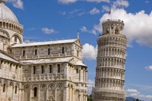 Plein Piazza dei Miracoli in Pisa