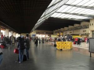 treinstation Firenze SMN