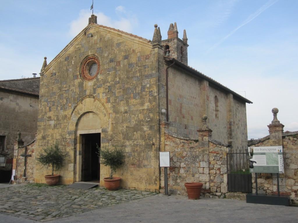 Kerkje Pieve di Santa Maria Assunta