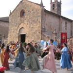 De mooiste versterkte dorpen van Toscane