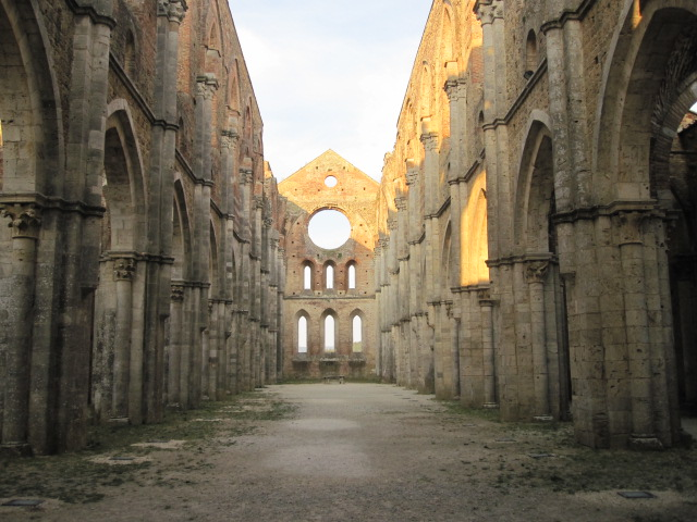 abdij van San Galgano