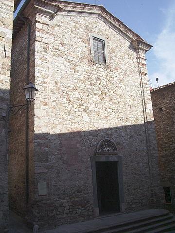 chiesa della Madonna Sopra la Porta