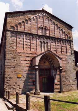 Kerk Chiesa di San Michele