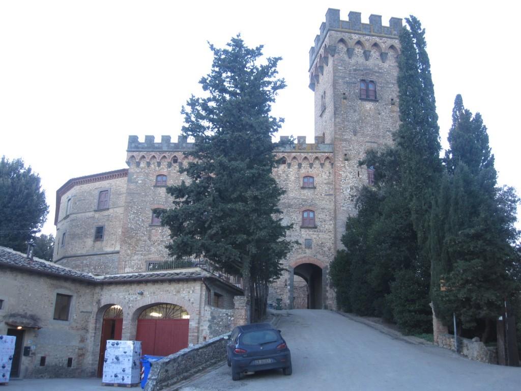 kasteel van Poppiano