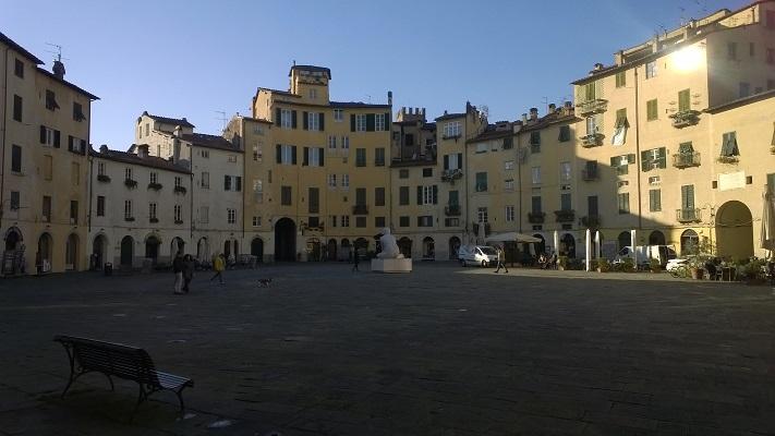 Plein Piazza dell'Anfiteatro