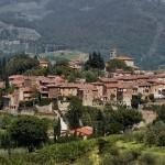 Het middeleeuwse Montefioralle
