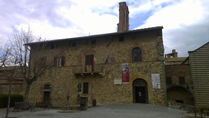 Het 13de eeuwse Palazzo Pretorio