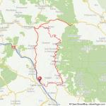 Fietstocht 95 km met beklimming van Consuma en Vallombrosa