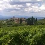 Het middeleeuwse dorpje San Gusmé