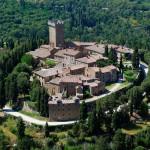 Het kasteel van Gargonza