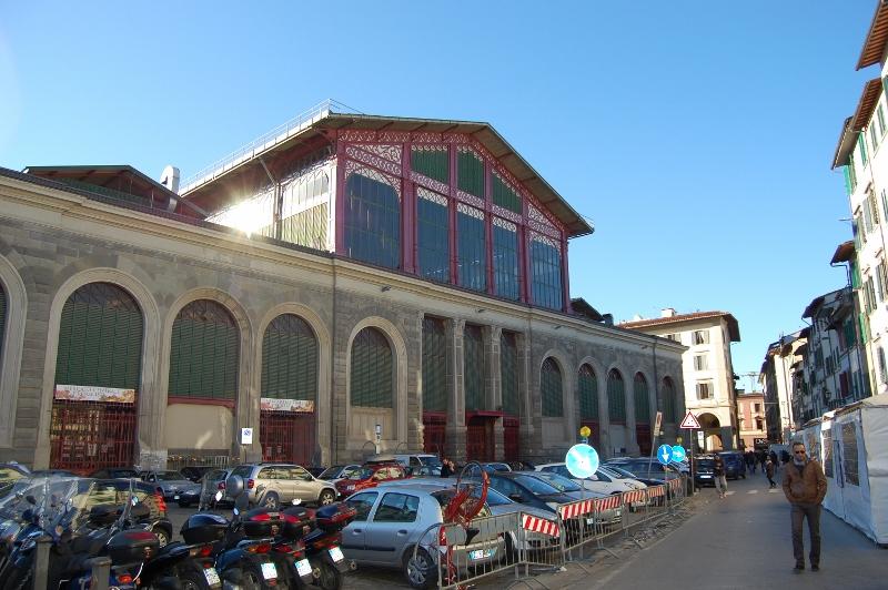 Firenze-mercato centrale
