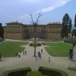 De Boboli tuinen in Firenze