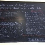 Op restaurant in Italië: het menu uitgelegd