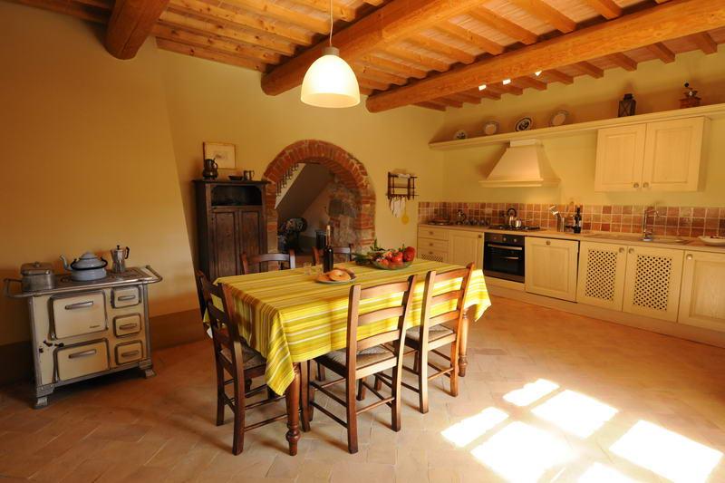 Piccolo Borgo Gagnoni appartement