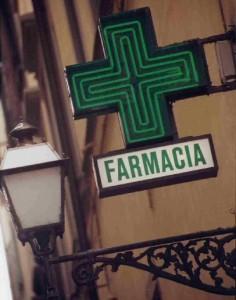 symbool van de apotheek