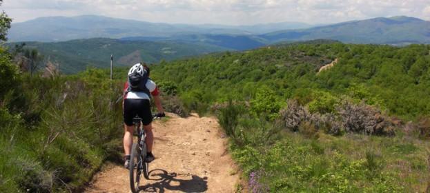 mountainbike Chianti