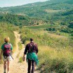 Trekking en MB in Gaiole in Chianti
