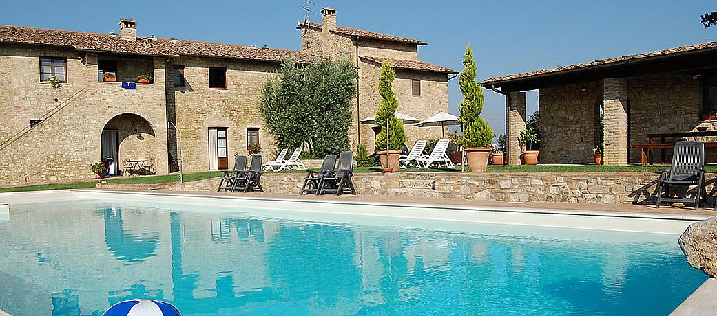 vakantiewoning in Toscane