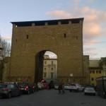 De wijk San Frediano in Firenze