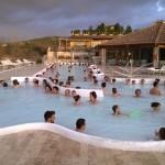 De warmwaterbronnen van San Giovanni in Rapolano Terme