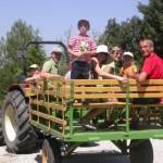 Vakantie in een Bio Agriturismo