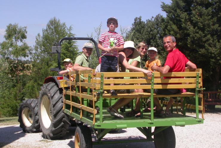 La Capannina traktor