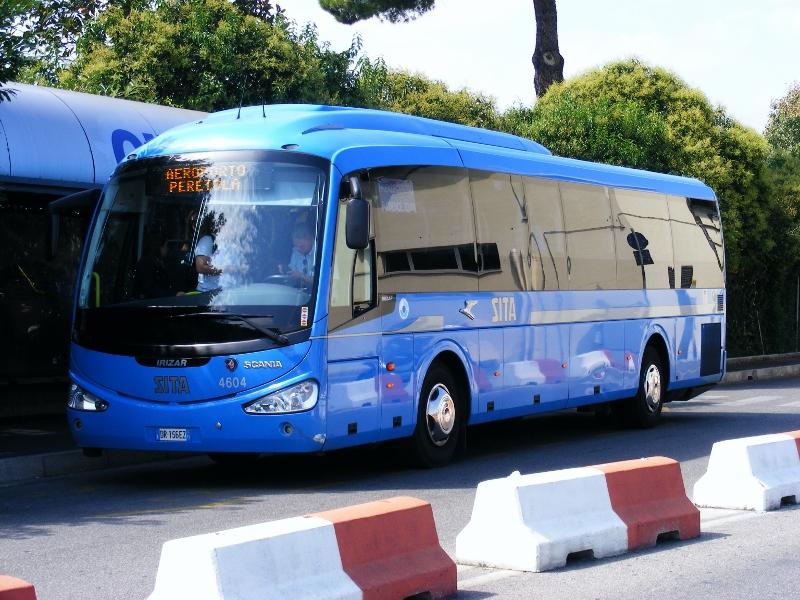 bus van de maatschappij SITA
