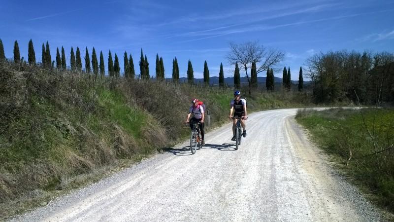 Toscane fietsvakantie 19