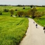 Begeleide fietstochten in Toscane