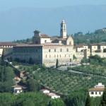 Het Certosa klooster in Firenze