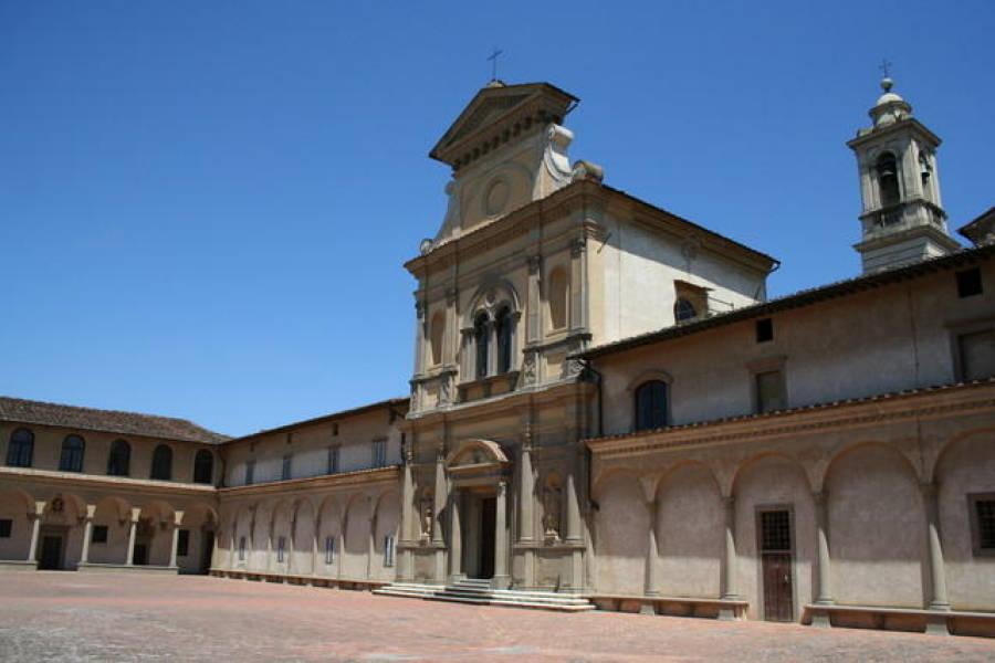 de kerk van San Lorenzo