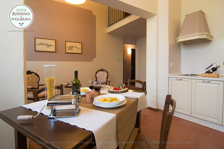 appartement Cantucci e Vinsanto