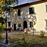 Villa Gajo nabij Vicchio