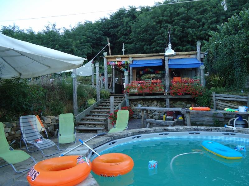 gli asini felici - Zwembad