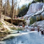 Bagni di San Filippo: de oudste thermaalbaden ter wereld