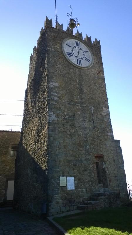 Klokkentoren Torre del Carmine