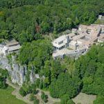 Het klooster Santuario della Verna nabij Arezzo