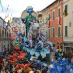 Waar carnaval vieren in Toscane?