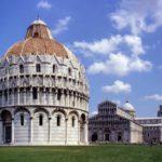 Wandelroute Pisa langs de belangrijkste bezienswaardigheden
