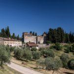 Castello del Trebbio nabij Florence